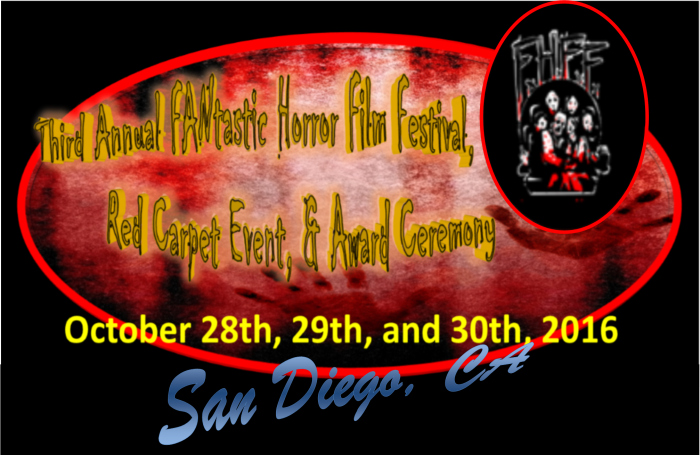 The FANtastic Horror Film Festival!