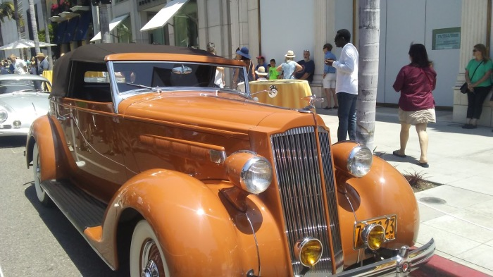 The Concours d'Elegance, A Beverly Hills Tradition
