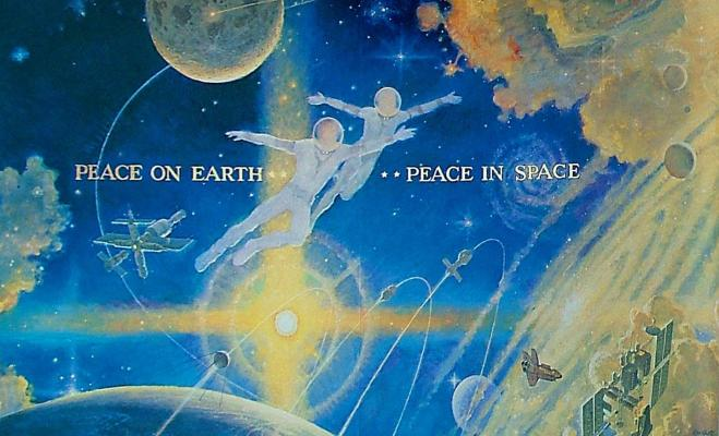 peace in space