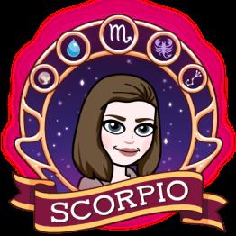scorpio brunette