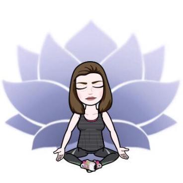 yoga bitmoji